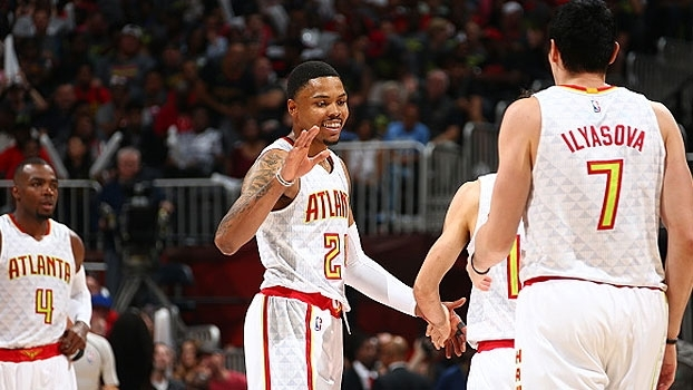 NBA: Lances de Atlanta Hawks 116 x 98 Washington Wizards