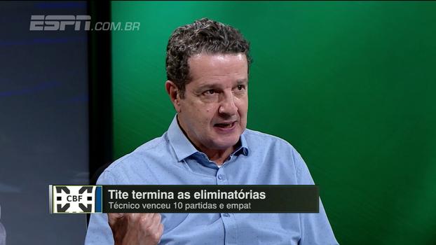 Juca Kfouri: 'O Paulinho com Tite me lembra muito o Raí na mão do Telê Santana'