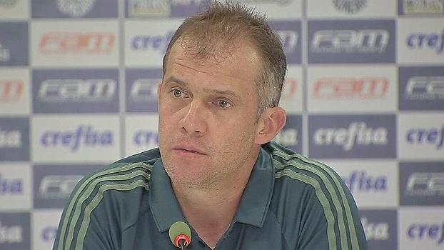 Eduardo Baptista diz que Borja se mostrou muito motivado e elogia: 'Importante e decisivo'