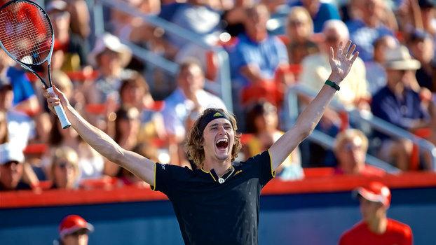 Masters 1000 de Montreal: Lances de Mischa Zverev 2 x 0 Roger Federer