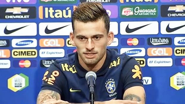 Lucas Lima se diz honrado por vestir a camisa 10 da seleção brasileira e35eddd926ce1