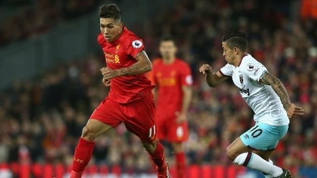 Premier League: Gols de Liverpool 2 x 2 West Ham