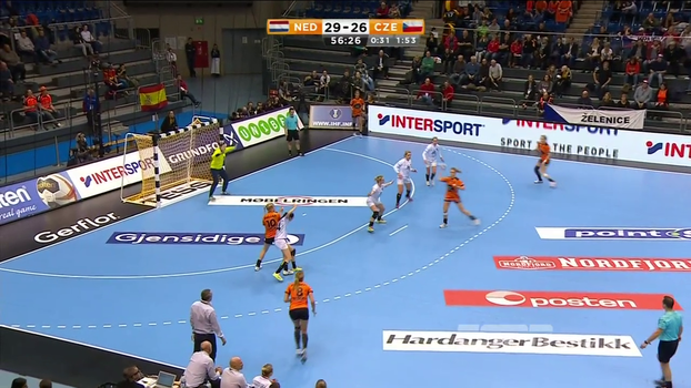 Holanda consegue ótima sequência nos últimos minutos, bate a República Tcheca e vai à semi do mundial de handebol