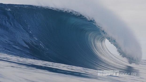 Eduardo Siegle, do Instituto Oceanográfico da USP, explica o que faz Pipeline ter ondas mais mortais da WSL