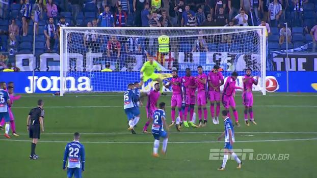 Assista aos melhores momentos do empate entre Espanyol e Levante em 0 a 0!