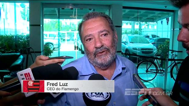 CEO do Flamengo diz que espera reapresentação de Rueda