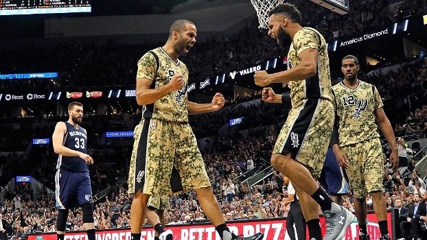 Belo contra-ataque do Heat e linda jogada coletiva dos Spurs: veja o Top 5 da rodada da NBA