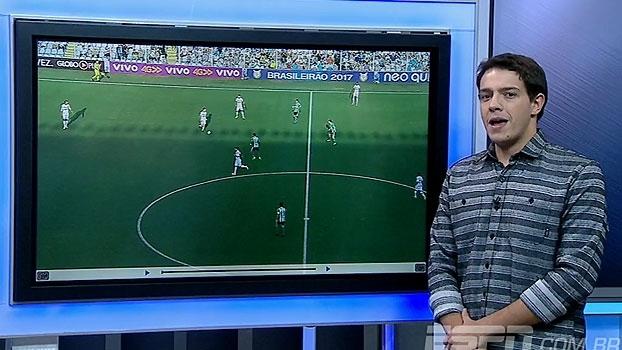 Rafa Oliveira, sobre Coritiba: 'Apesar da derrota, teve mais posse e o controle do jogo, isso é rarí
