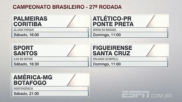 Veja os palpites de Antero Greco para a rodada do Brasileiro