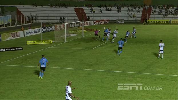 Assista aos gols de Luverdense 1 x 1 Paysandu
