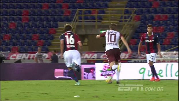Com golaços, Torino e Bologna estreiam com empate; veja os melhores momentos