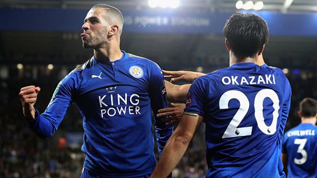 Assista aos melhores momentos da vitória do Leicester sobre o Liverpool por 2 a 0!