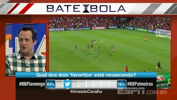 Gian Oddi analisa Flamengo após vitória e cita justo 'momento de empolgação'