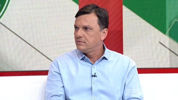 Mauro Cezar vê Palmeiras com elenco pronto e vinda de novo atacante ligada a renovação de patrocínio