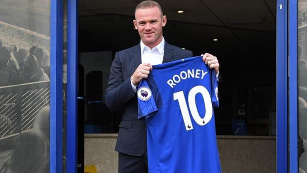 Rooney está de volta ao Everton: 'Estou pronto para jogar. Quero ganhar!'