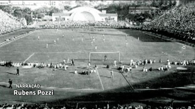 Quem viu? Há 75 anos, Palestra Itália mudava seu nome para Palmeiras e fazia a 'Arrancada Heroica'