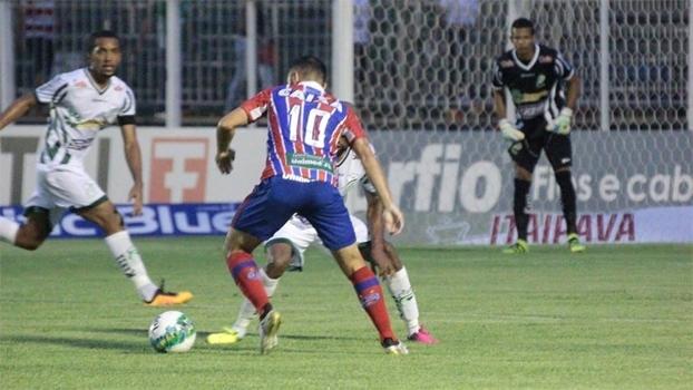 Série B: Gols de Luverdense 2 x 2 Bahia