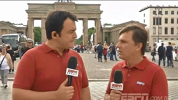 Mauro destaca invasão que torcidas de Bayern e Borussia farão em Berlim: 50 a 60 mil só para a final