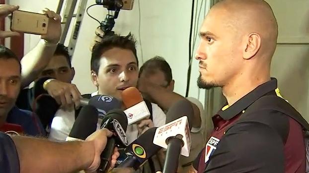 'O futebol está chato. Não pode fazer nada', diz Maicon