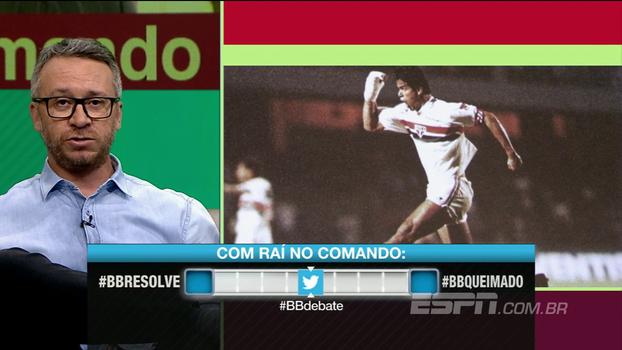 Maurício Barros analisa Raí como diretor de futebol do São Paulo: 'Está muito mais capacitado do que seu antecessor'