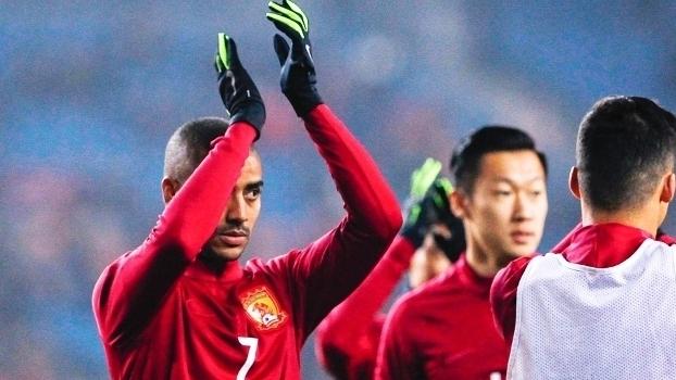 Champions League Asiática: Gols de Guangzhou Evergrande-CHI 1 x 1 Kawasaki Frontale-JAP