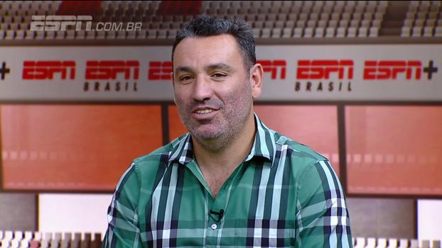 Guilherme reacende rivalidade com Luizão e brinca: 'Lembrando que o Atlético-MG foi roubado'