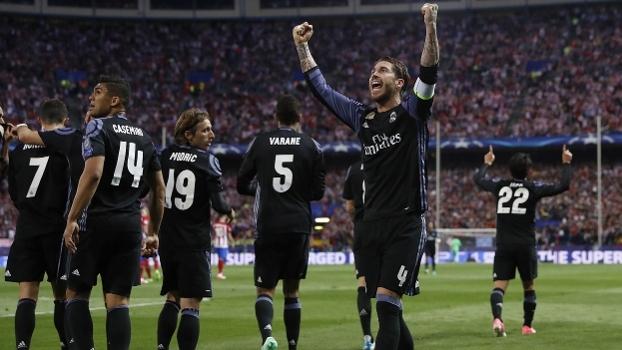 Amoroso analisa classificação do Real Madrid e elogia superioridade dentro de campo