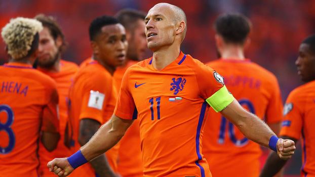 Veja os gols da vitória da Holanda sobre a Bulgária por 3 a 1 pelas Eliminatórias Europeias