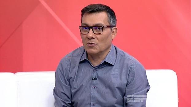 Calçade comenta a 'reconstrução' do Palmeiras e afirma: 'Eduardo tem que desenvolver o jogo do time'