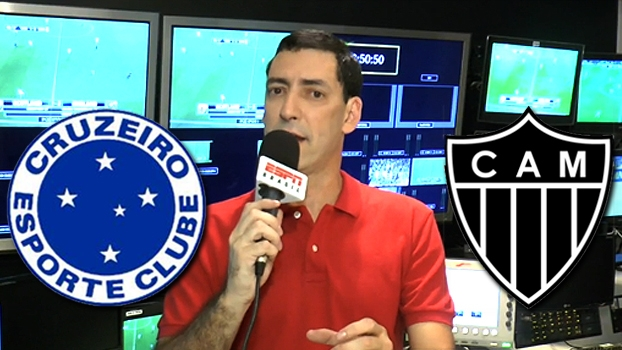 PVC: Atlético-MG tem 'arma secreta' e aprendeu como enfrentar o Cruzeiro, melhor time do Brasil