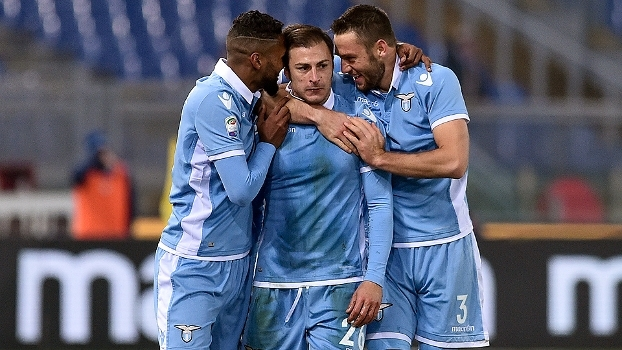 Lazio vence a Fiorentina, ultrapassa o Milan e assume 4º lugar no Italiano