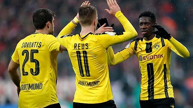Copa da Alemanha (semi/jogo único): Melhores momentos de Bayern de Munique 2 x 3 Borussia Dortmund