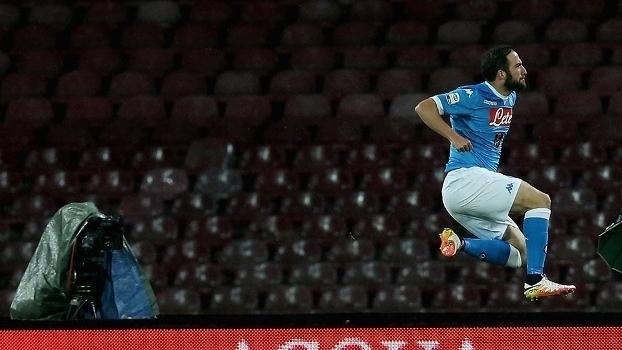 Italiano: Gols de Napoli 2 x 1 Atalanta