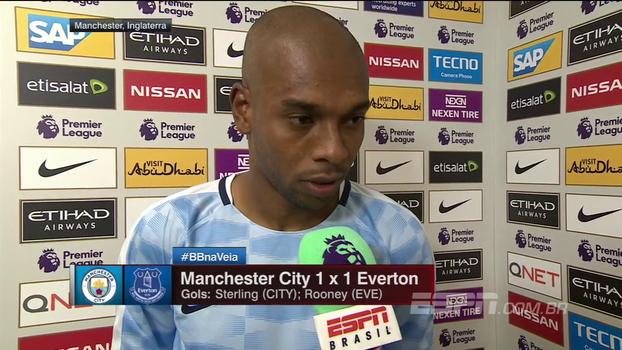 Chateado, Fernandinho analisa empate com o Everton, lamenta erros e pede calma