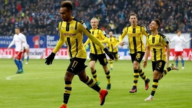 Bundesliga: Gols de Hamburgo 2 x 5 Borussia Dortmund