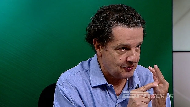 Juca avalia 'desastre' em derrota do Corinthians: 'Guilherme parece ter anemia'