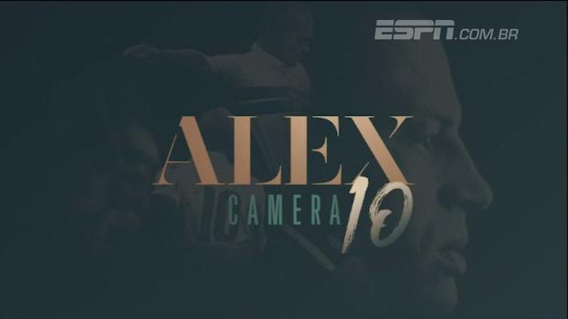 Alex fala sobre o 'Alex Camera 10', documentário que conta a história de sua carreira