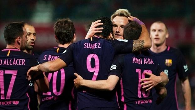 LaLiga: Melhores momentos de Granada 1 x 4 Barcelona