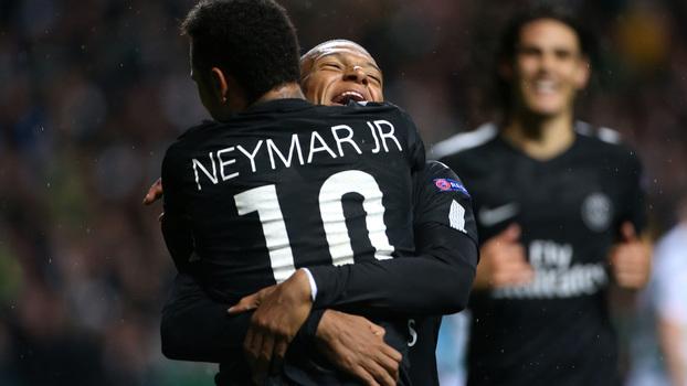 Gian aprova atuação de Neymar em estreia pelo PSG na Champions: 'O protagonismo apareceu'
