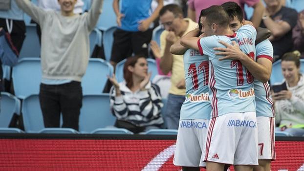 Com gol de cabeça, Celta bate Alavés e conquista primeira Vitória em LaLiga