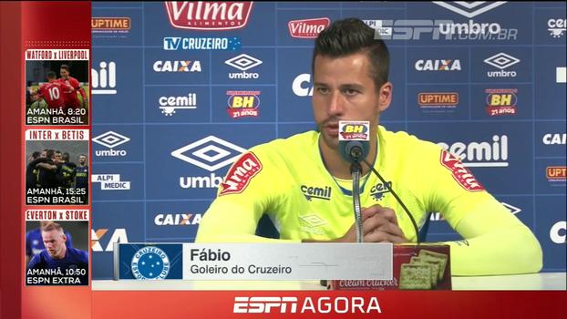 Fábio e Romero citam jogo difícil no Morumbi contra São Paulo