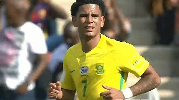 Veja os melhores momentos da vitória da África do Sul sobre Senegal por 2 a 1
