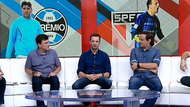 André Kfouri analisa declarações polêmicas de Renato Gaúcho e cita Tite como técnico que se aperfeiçoou