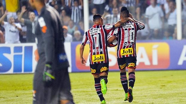 'Devemos deixar o jogador comemorar como preferir', diz Cueva