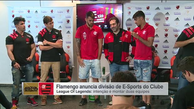 League of legends flamengo