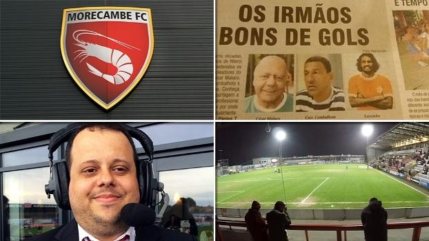 Misterioso brasileiro compra time da 4ª divisão da Inglaterra, não paga e desaparece