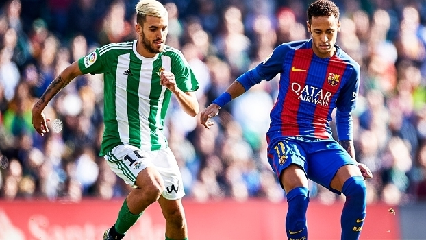 Com risadas no Instagram, Neymar ironiza 'gol fantasma' do Barcelona