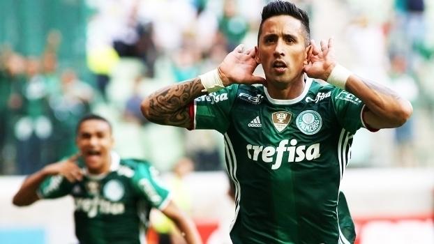 Brasileiro: Gols de Palmeiras 2 x 1 Vitória