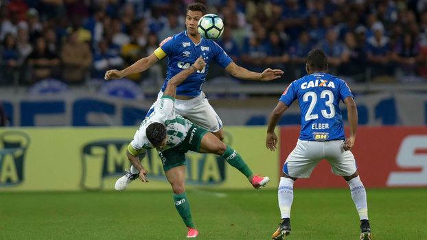 Copa do Brasil: Gols de Cruzeiro 1 x 1 Palmeiras