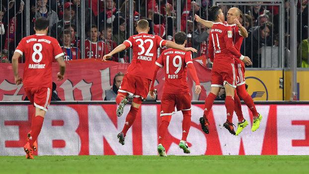 Bundesliga: Gols de Bayern de Munique 2 x 0 Leipzig